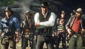 Red Dead Redemption 2 Premieres Its Launch Trailer