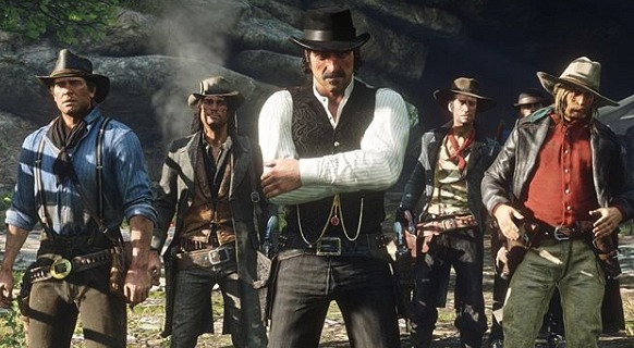 Red Dead Redemption 2 Premieres Its Launch Trailer