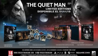 The Quiet Man Announces Release Date and Special Editions