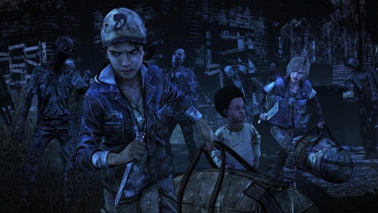 Skybound Games will take over The Walking Dead The Final Season