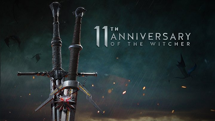 11 Years of The Witcher! CD Projekt Shares Art and Curiosities