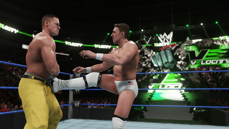 WWE 2K19 Already Available for Players with Early Access