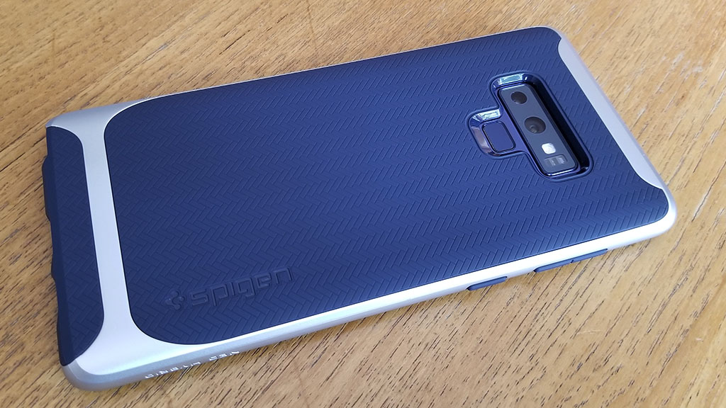 Spigen-Neo-Hybrid-Galaxy-Note-9-Case-Review