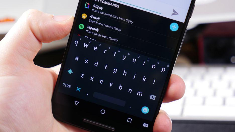 SwiftKey's Android keyboard