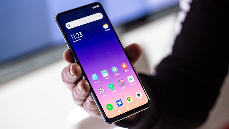 AndroidPIT-xiaomi-mi-mix-3-5g-front-w782