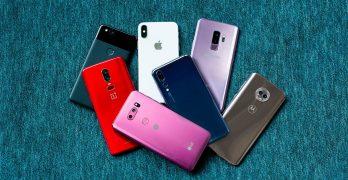 5G mobiles