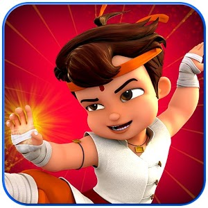 Chhota Bheem Kung Fu Dhamaka Official Game For PC (Windows & MAC)