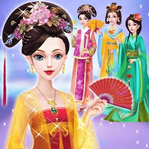 Chinese Doll Makeup Salon - Girls Fashion Doll Spa For PC (Windows & MAC)
