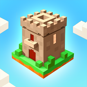 Crafty Lands - Craft, Build and Explore Worlds For PC (Windows & MAC)