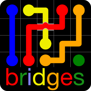 Flow Free: Bridges For PC (Windows & MAC)