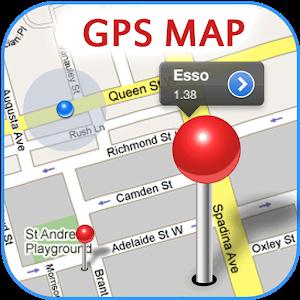 GPS Map Free For PC (Windows & MAC)