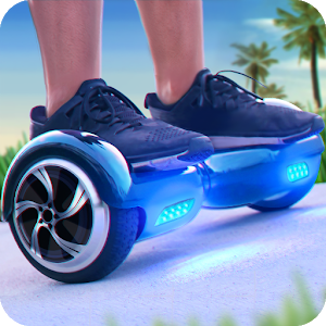 Hoverboard Surfers 3D For PC (Windows & MAC)
