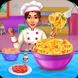 Make pasta cooking kitchen For PC (Windows & MAC)