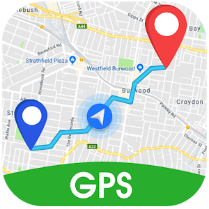 Maps GPS Navigation – Route Directions, Locations For PC (Windows & MAC)
