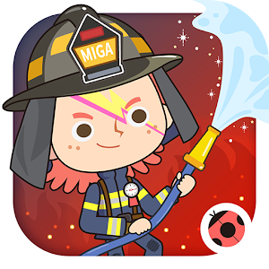 Miga Town: My Fire Station For PC (Windows & MAC)