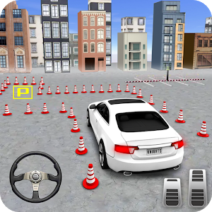 Modern Car Drive Parking 3d Game - TKN Car Games For PC (Windows & MAC)