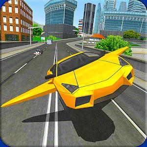 Real Flying Car Simulator Driver For PC (Windows & MAC)