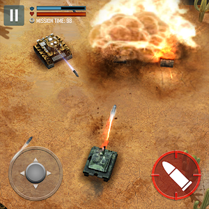 Tank Battle Heroes: World of Shooting For PC (Windows & MAC)