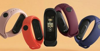 Xiaomi Mi Band 4 is Official