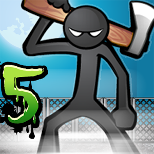 Anger of stick 5 : zombie For PC (Windows & MAC)