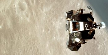 Lost 50 years ago! Astronomers may have found Apollo 10 mission module in space