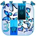 Blue butterfly Piano Tiles 3 For PC (Windows & MAC)