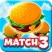 Burger & Soda Match 3 For PC (Windows & MAC)