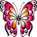 Butterfly HD Coloring Book For PC (Windows & MAC)