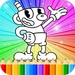 Coloring Book HD - Cuphed For PC (Windows & MAC)