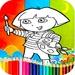 Coloring Dora Games For PC (Windows & MAC)