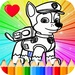 Coloring Paw Pat Game For PC (Windows & MAC)