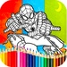 Coloring SpiderMan Games For PC (Windows & MAC)
