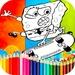 Coloring SpongeBob Games For PC (Windows & MAC)