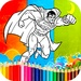 Coloring SuperMan Games For PC (Windows & MAC)