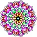 Flowers Mandala Coloring Pages For PC (Windows & MAC)