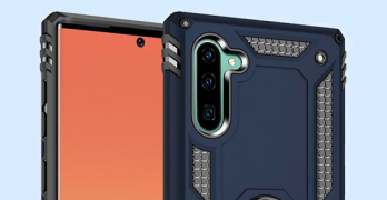 Covers Maker Enhances Galaxy Note 10 Design Through Leaked Rendering