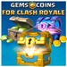 Gems & Coins for Clash Royale 2019 For PC (Windows & MAC)