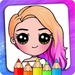 Girls Coloring Book For PC (Windows & MAC)