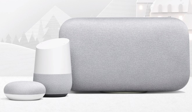 Google Homes current generation features Android Things platform