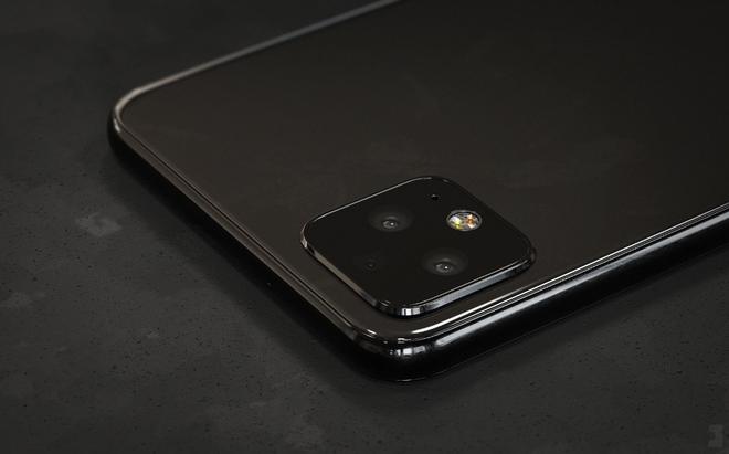 Google Pixel 4 concept based on rumors image reproduction Jonas Daehnert
