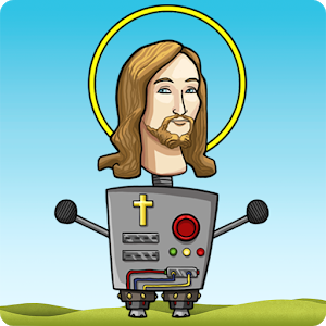 Jesus Christ The Robot of the Future For PC (Windows & MAC)
