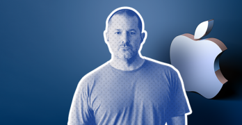 Jony Ive leaves Apple after almost 30 years creating the company's product design