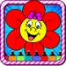 Kawaii Flowers Coloring Book For PC (Windows & MAC)
