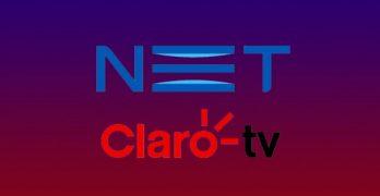 NET and Claro TV