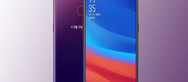 Oppo A5s icons