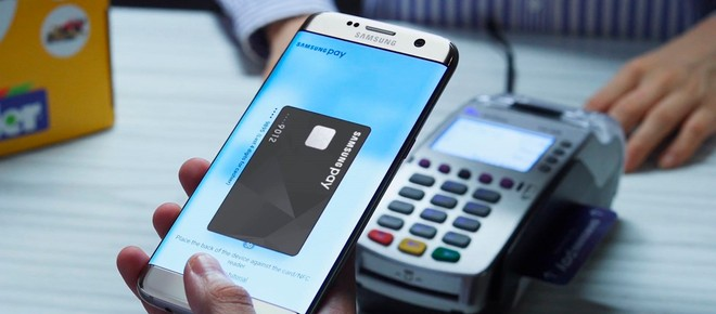 Owners of compatible smartphones will be able to link Carrefour Mastercard cards for use with Samsung Pay