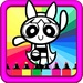 Power-Puf Girls Coloring Book For PC (Windows & MAC)