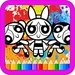 Power-Puf Girls Coloring Games For PC (Windows & MAC)