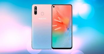 One more color! Samsung Galaxy A60 receives variant pink and white in Chinese market