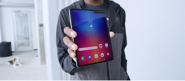 Samsung denies launch of Galaxy Fold